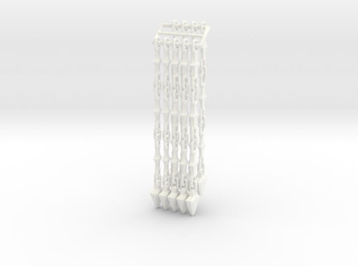 SL01-Chains-04 LICH  7inch 3d printed