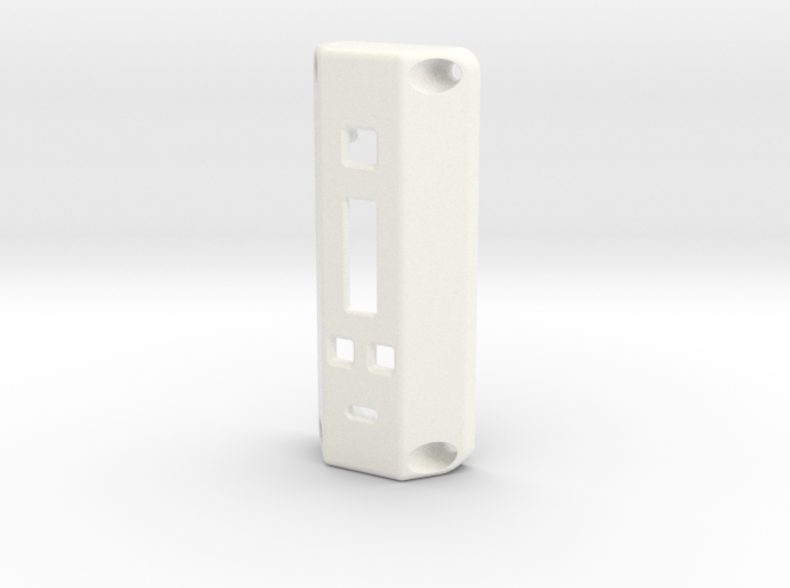 DNA200 1590A Replacement Lid 3d printed