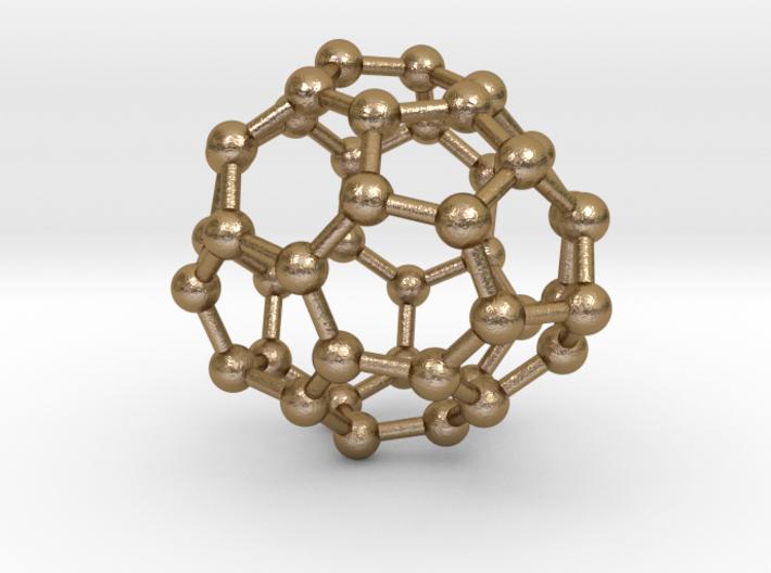 0257 Fullerene C42-36 c1 3d printed