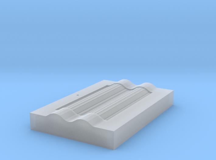 Siding07x12MoldA 3d printed