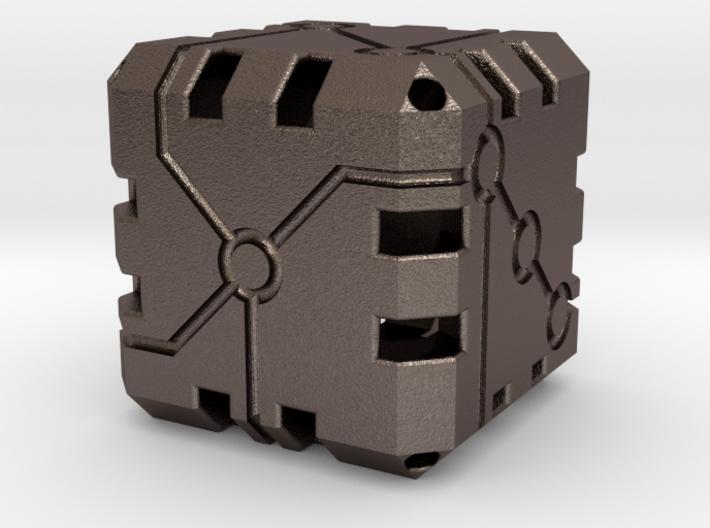 Vertex Dice Hollow the original 3d printed