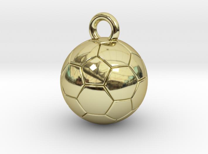 SOCCER BALL A 3d printed