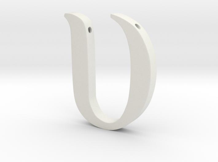 Upsilon 3d printed
