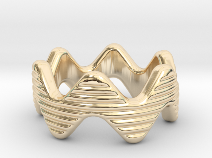 Zott Ring 31 - Italian Size 31 3d printed
