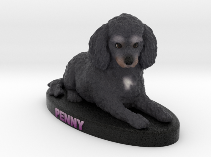 Custom Dog Figurine - Penny 3d printed