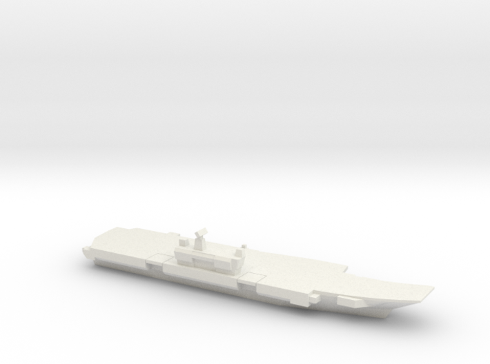 INS Vikrant (2014), 1/1800 3d printed