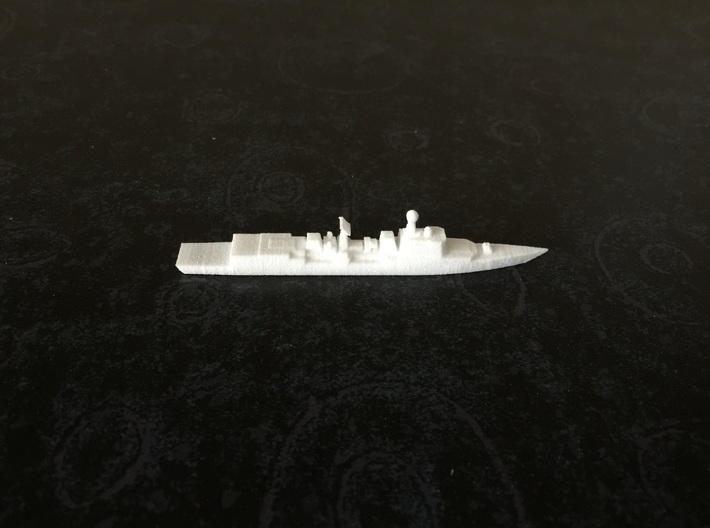 051B modernized (Speculation) , 1:1800 3d printed
