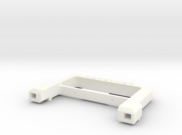 Defender A-Frame Protection Bar - Light Buckets 3d printed