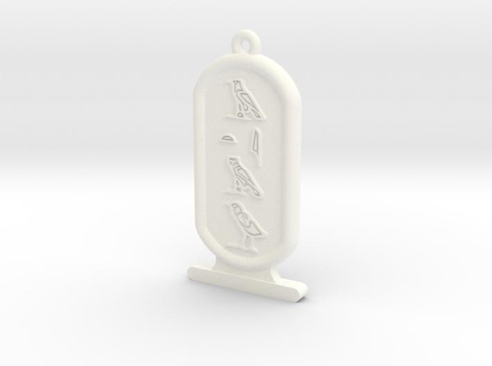 Pharaoh Atem's Cartrouche - Yu-gi-oh! 3d printed