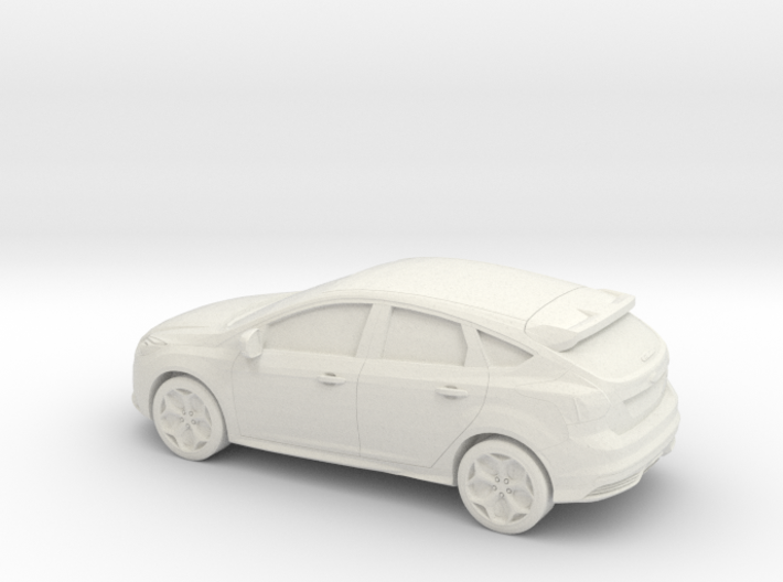 1/87 2012 Ford Focus 3d printed