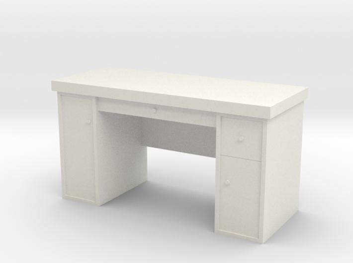 1:35 Scale Desk 3d printed