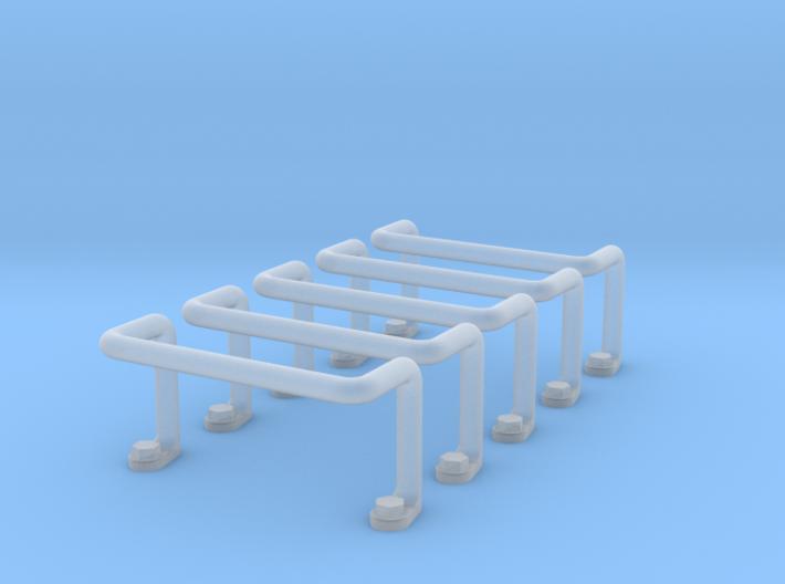 Ladder Rung 5pcs 3d printed