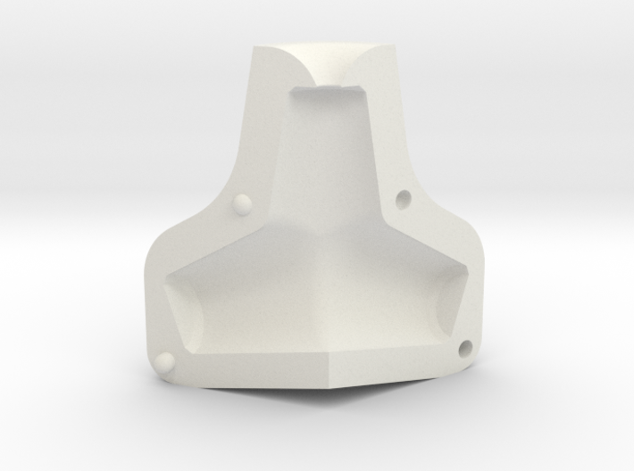 Tetrapod Mould 3d printed