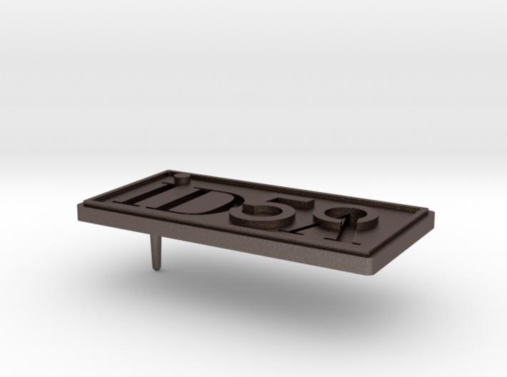 IDSA 50 Pin Design v3_2015 07 22 3d printed