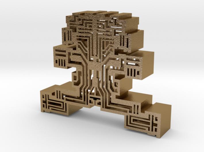 Totem of Dj 3d printed