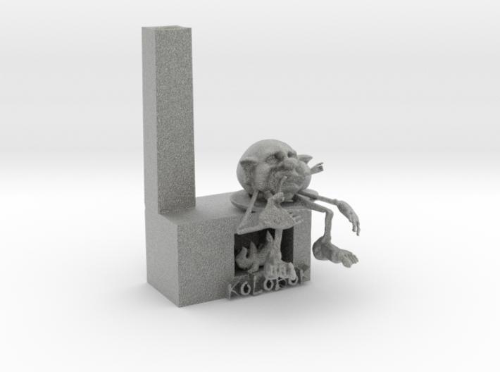 Kolobok 3d printed