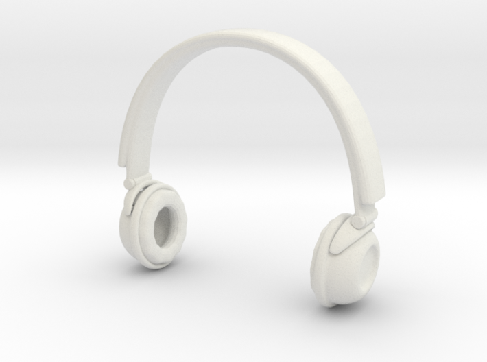 Headphones DRAMAtical Murder Version: BJD Doll MSD 3d printed