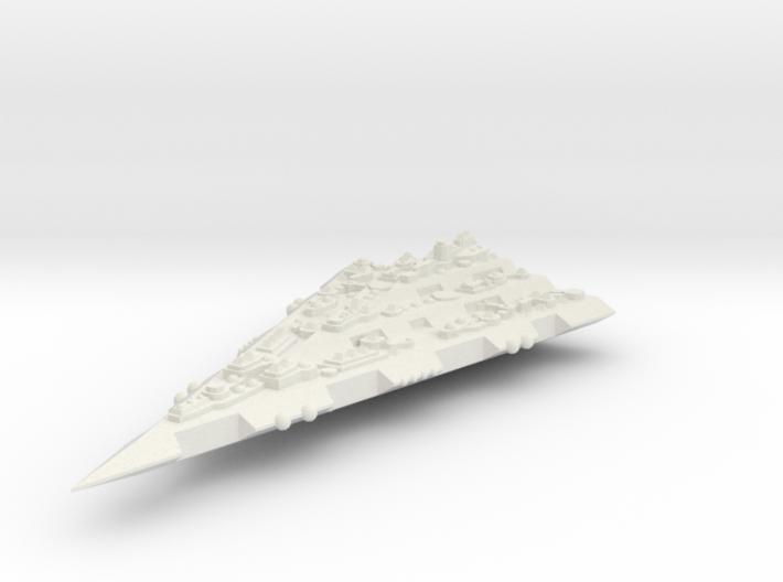 GDH:D304 Delta Series Battlehip 3d printed