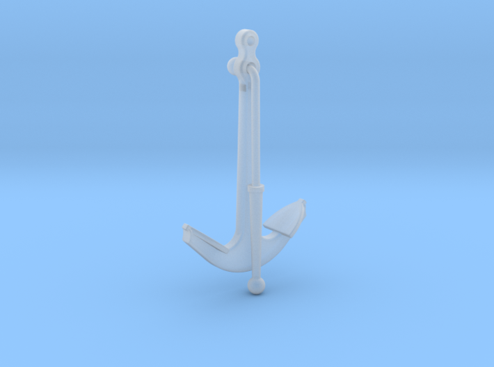 Early US Anchor 27mm 3d printed