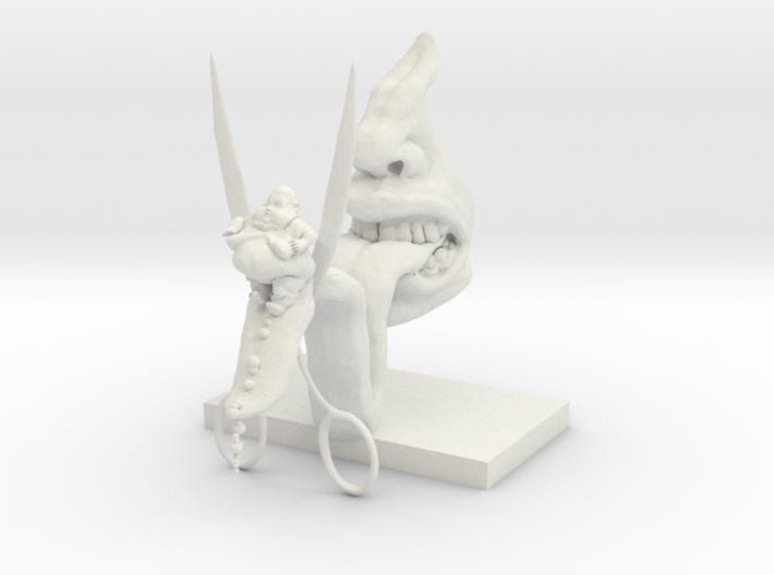 Scissors Stl 3d printed