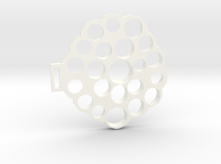 Natural Collection - Hollow Lotus - by Avant Coeur 3d printed