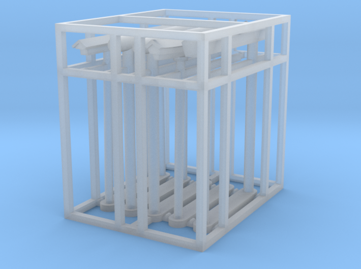 Torii all versions, medium set 3d printed