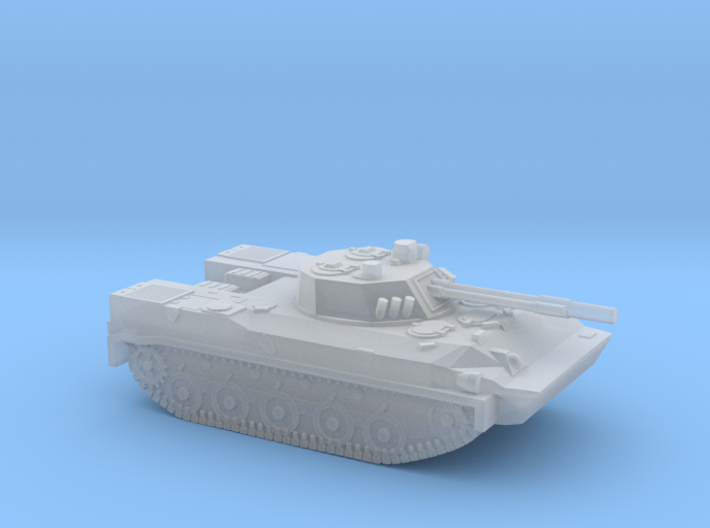 Russian BMD-4 6mm high detail 3d printed