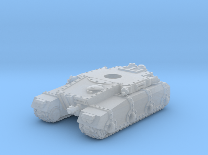 Irontank Chassis 3d printed