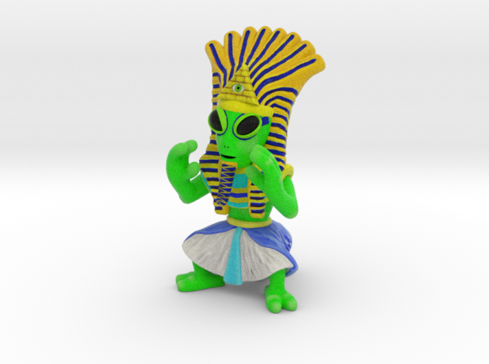Ancient Alien 3d printed