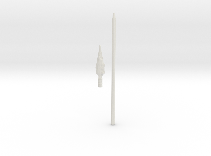 Jungle Spear 3d printed