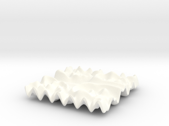 Mathematical Function 2 3d printed