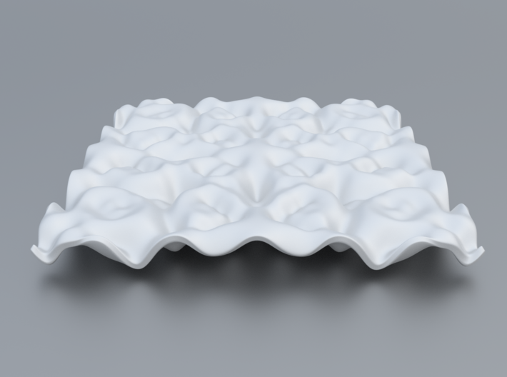 Mathematical Function 4 3d printed
