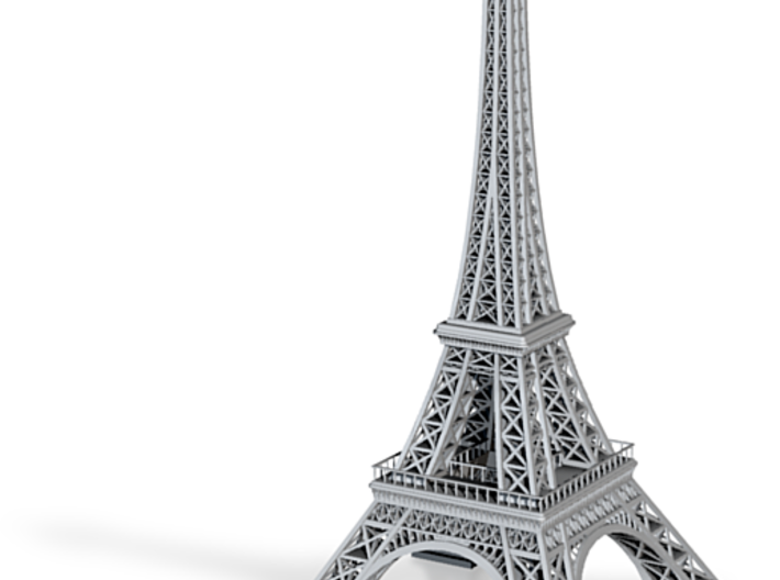 EiffelTower Fixed 3d printed