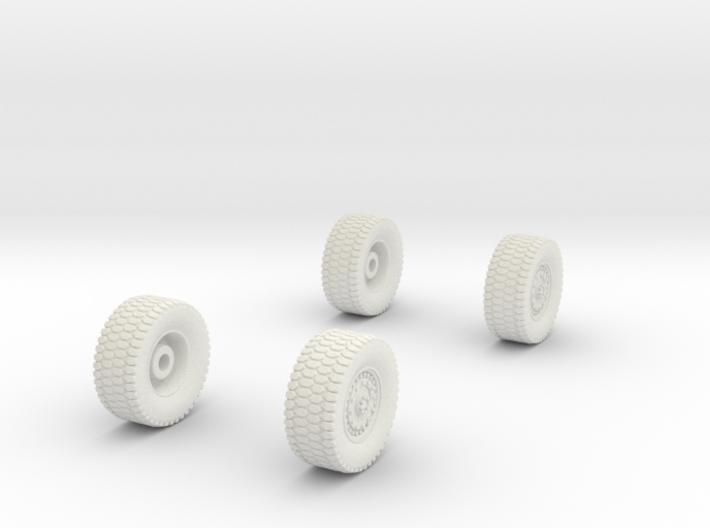 1/87-matv-v2-wheels (repaired) 3d printed