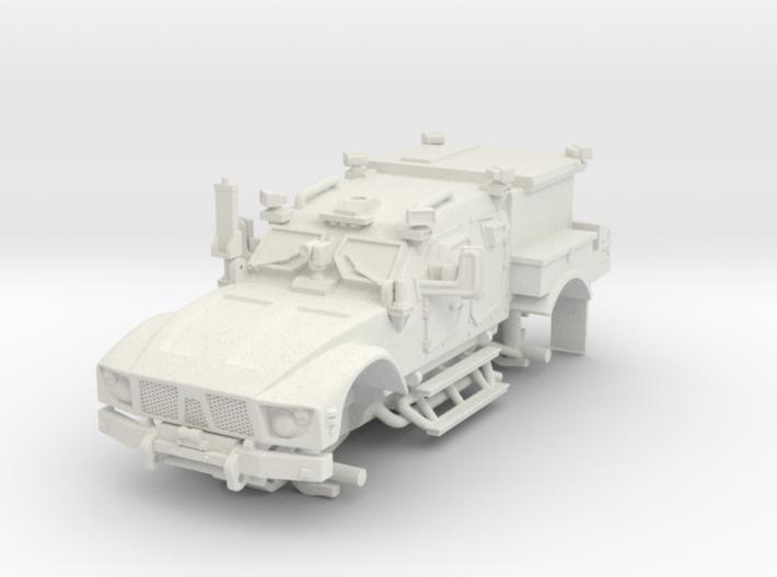 1/87-matv-v2-closed-body-hollow (repaired) 3d printed