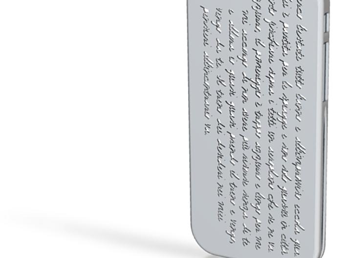 Iphone 6 Azzurro 3d printed