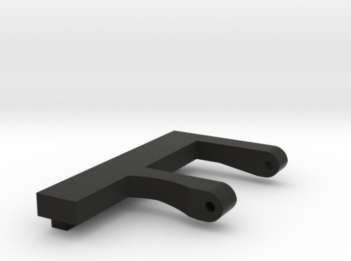 GoProLatch 3d printed