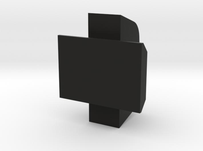 Hi Capa Fiber Optic Front 3d printed