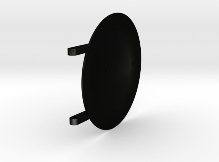 F4 Smoke Box Door - 7.5 3d printed