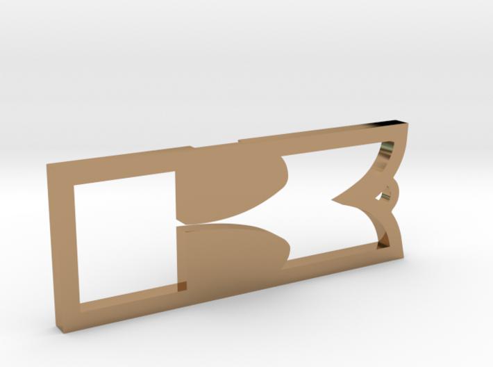 Kawasaki Pendant 3d printed