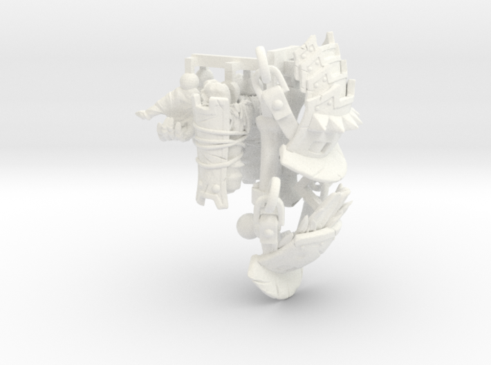 SL01-Arms-02  7inch 3d printed