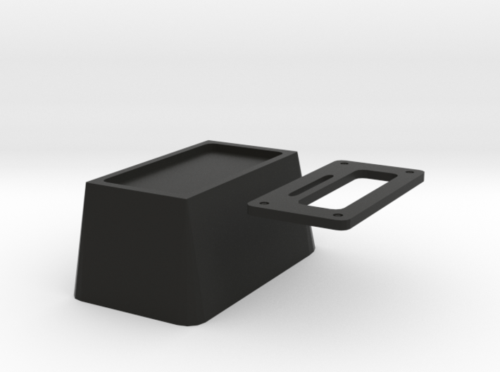 1/10 scale auto floor shifter box 3d printed