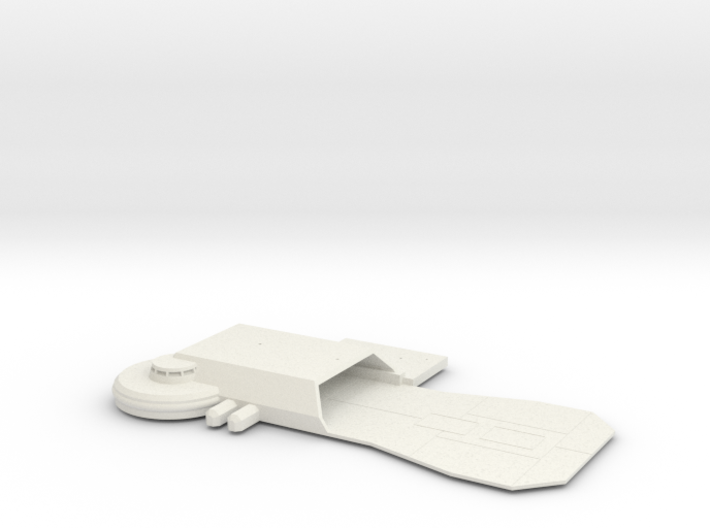 Hutt Base Platform 3d printed