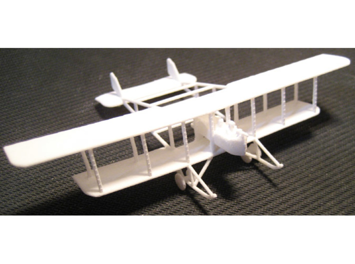 Savoia-Pomilio Farman 1914 3d printed 1:144 SP 1914 print