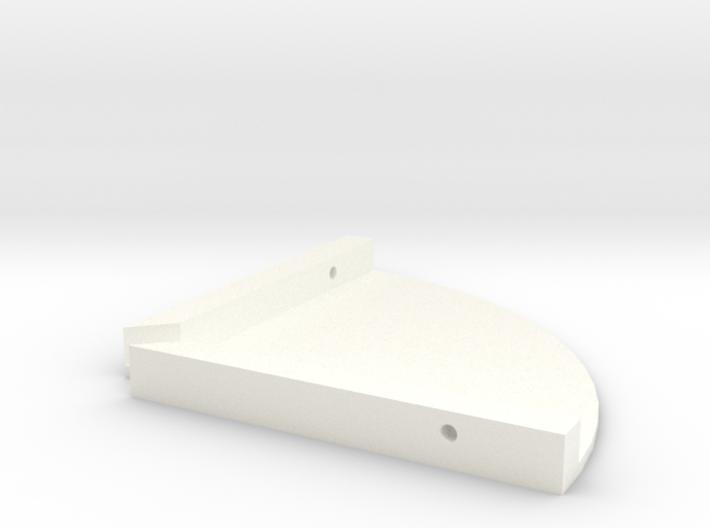 01-11-16 Speaker Shelves 3d printed
