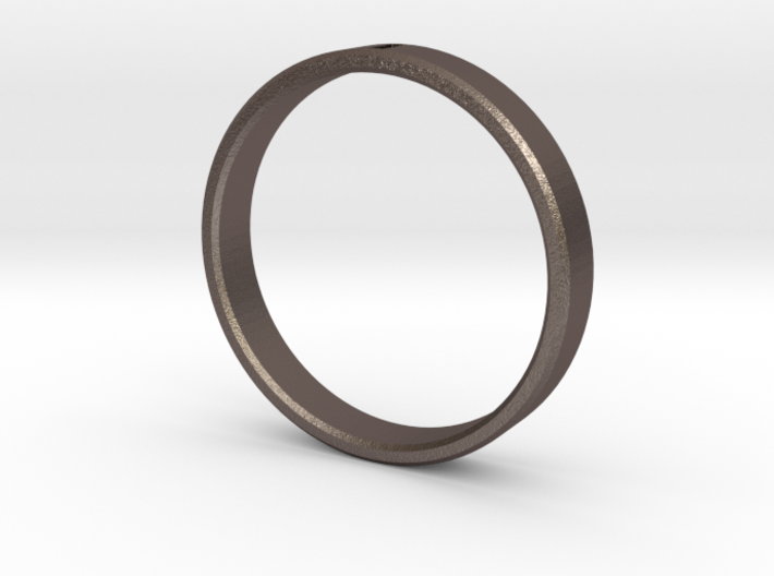 Ring Of Awesomeness 3d printed