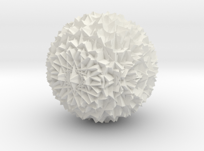 3Dubbelaar Art Ball 01 3d printed