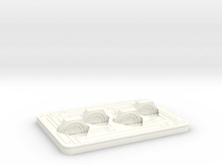 Click Tracker - Netrunner 3d printed