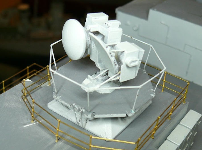 Type 911 Seawolf Tracker Radar kit x 2 1/96 3d printed