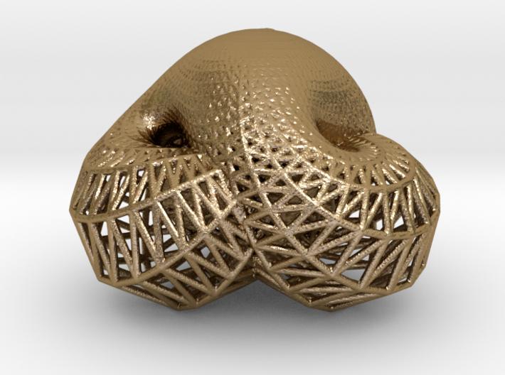 Boy' Surface Mesh, for metallic plastic 3d printed